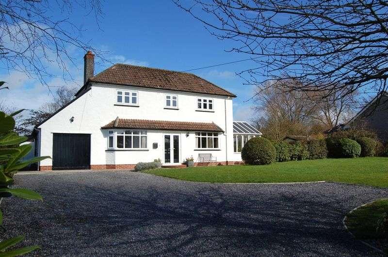 4 Bedrooms Detached House for sale in Wellsway, Wedmore
