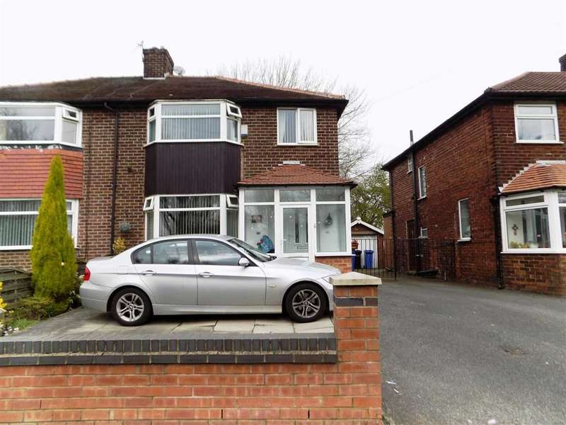 3 Bedrooms House for sale in Longford Road West, Reddish, Stockport