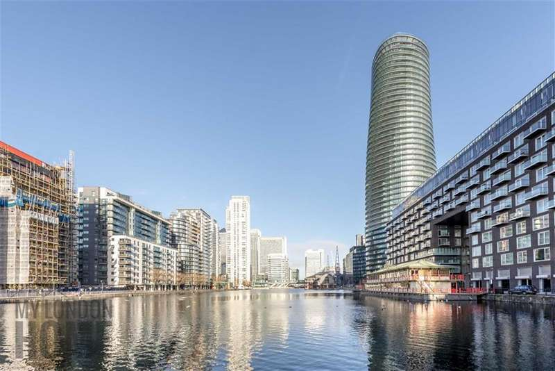 1 Bedroom Property for sale in Arena Tower, Canary Wharf, London, E14