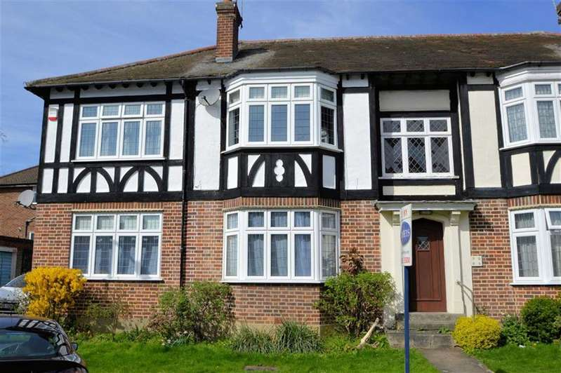 2 Bedrooms Flat for sale in Algers Close, Loughton