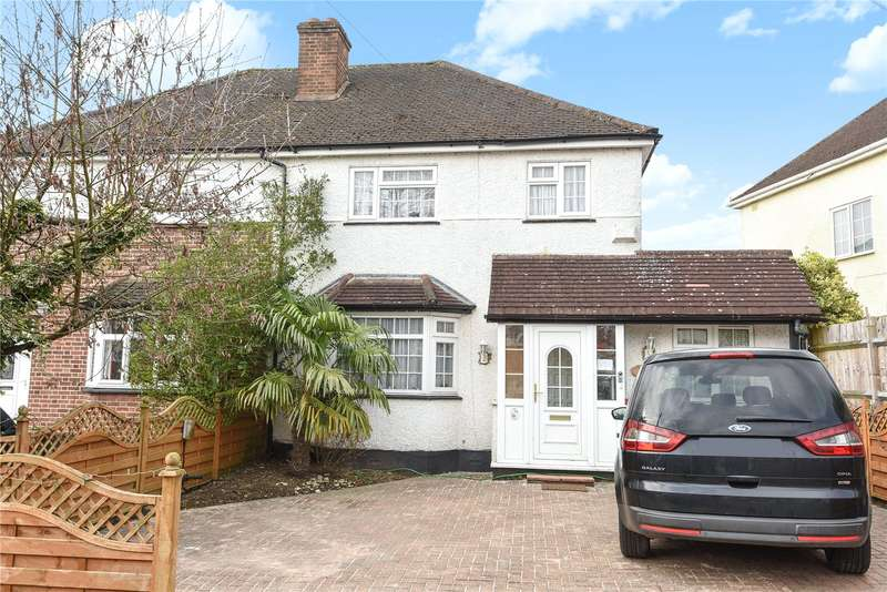 4 Bedrooms Semi Detached House for sale in Lincoln Road, Northwood, Middlesex, HA6