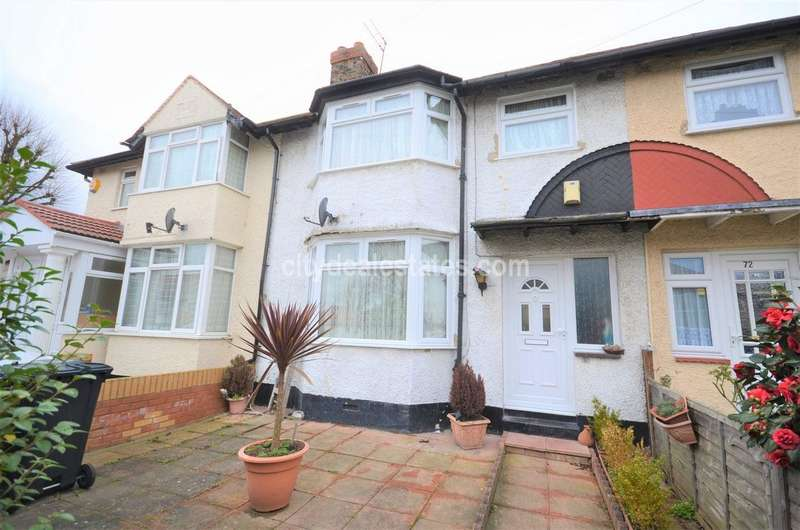 3 Bedrooms Terraced House for sale in Verulam Road - Greenford UB6