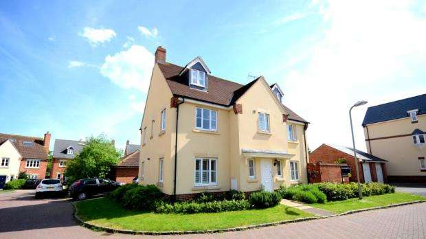 6 Bedrooms Detached House for sale in Gloucester Avenue, Shinfield, Reading