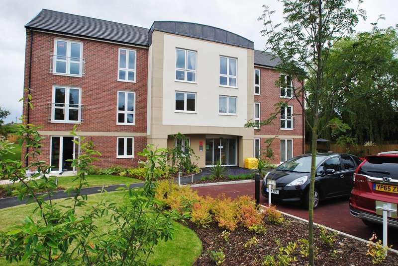 1 Bedroom Flat for sale in Companions Court, Wickersley