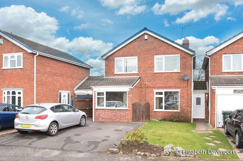 3 Bedrooms Detached House for sale in Norman Avenue, Walsgrave, Coventry