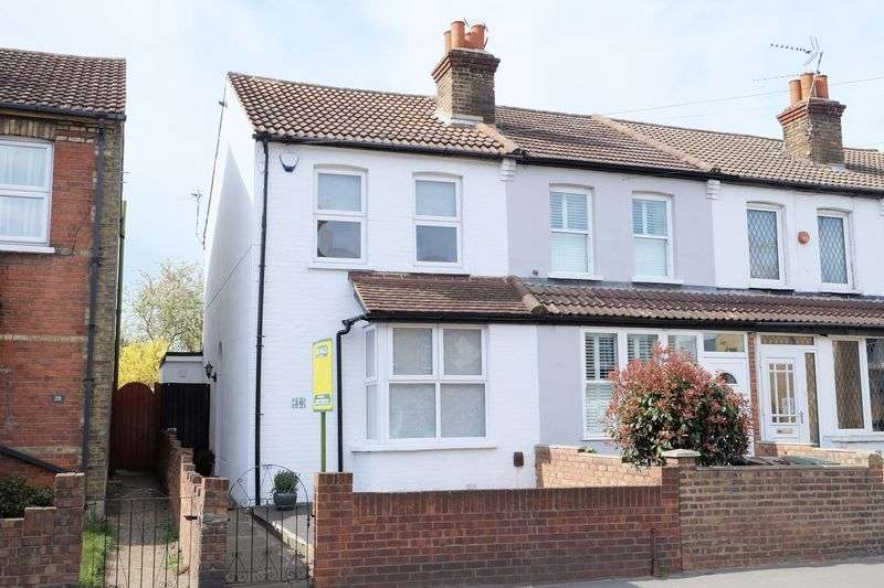 2 Bedrooms Terraced House for sale in Bourne Road, Bexley