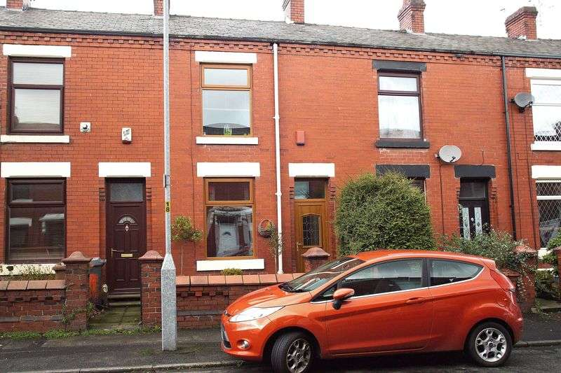 2 Bedrooms Terraced House for sale in Trafalgar Street, Ashton-Under-Lyne