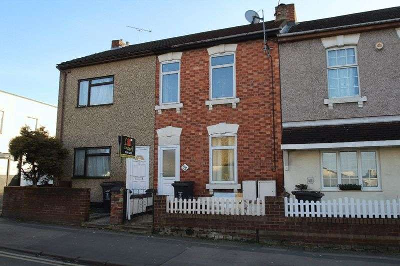 2 Bedrooms Terraced House for sale in Crombey Street, Swindon