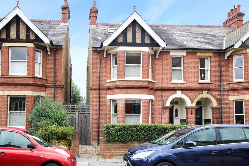 5 Bedrooms Semi Detached House for sale in Blandford Road, St. Albans, Hertfordshire, AL1