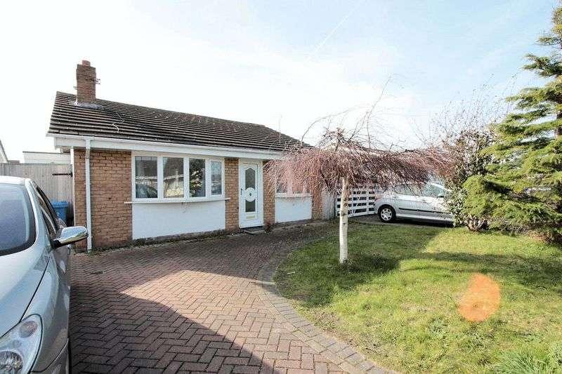 2 Bedrooms Detached Bungalow for sale in Laurel Court, Rhyl