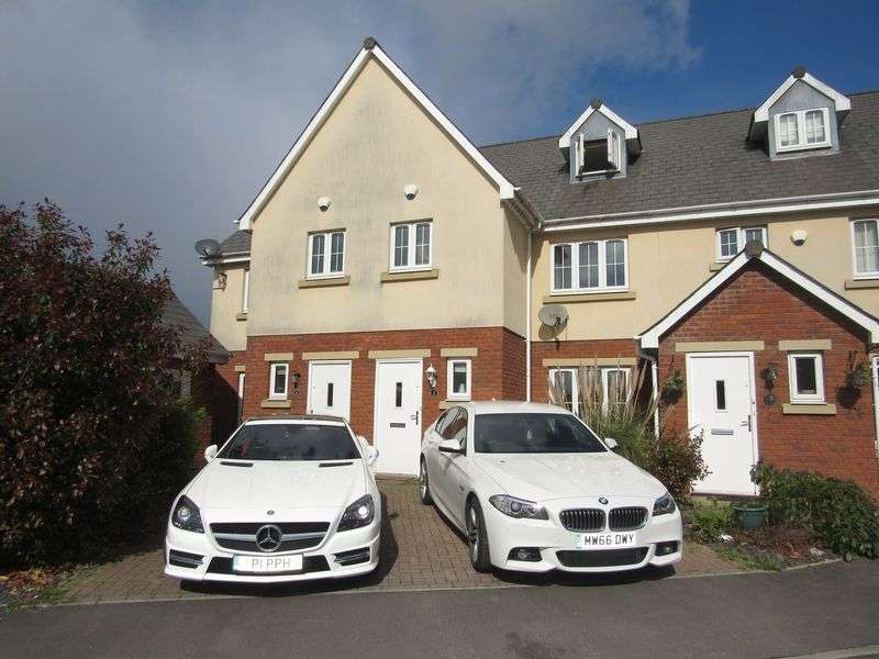 4 Bedrooms Terraced House for sale in Sentinel Court Llandaff Cardiff CF5 3BF