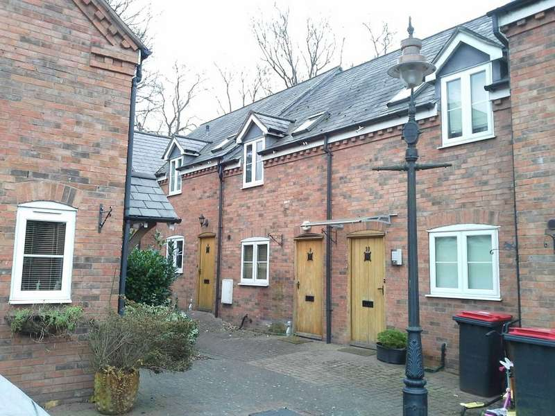 2 Bedrooms Terraced House for sale in Saddlers Meadow, Over Whitacre B46