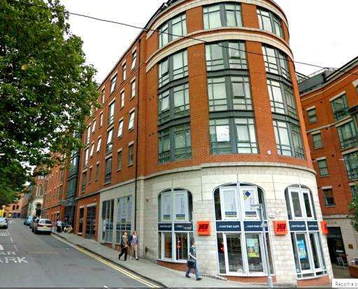 2 Bedrooms Apartment Flat for rent in Weekday Cross Building, Pilcher Gate, Nottingham NG1