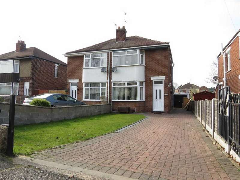 2 Bedrooms Semi Detached House for sale in Whitchurch Road, Harlescott, Shrewsbury, Shropshire