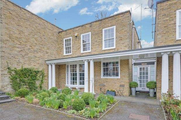 3 Bedrooms Terraced House for sale in View Road, Kenwood, N6