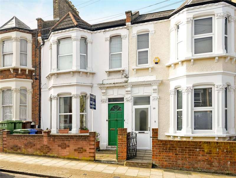 1 Bedroom Flat for sale in Rosenthorpe Road, Nunhead, London, SE15