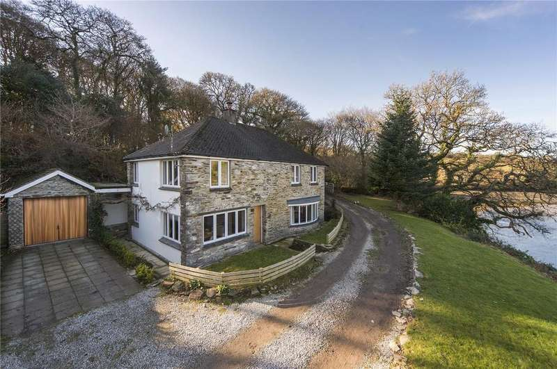 3 Bedrooms Detached House for sale in Roundwood, Kea, Truro, Cornwall, TR3