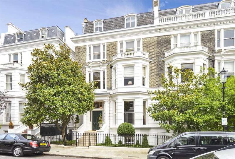 6 Bedrooms Semi Detached House for sale in Upper Phillimore Gardens, Kensington, London