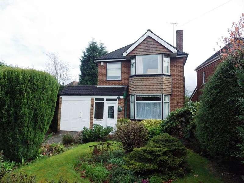 3 Bedrooms Detached House for sale in Royal Oak Road, Halesowen