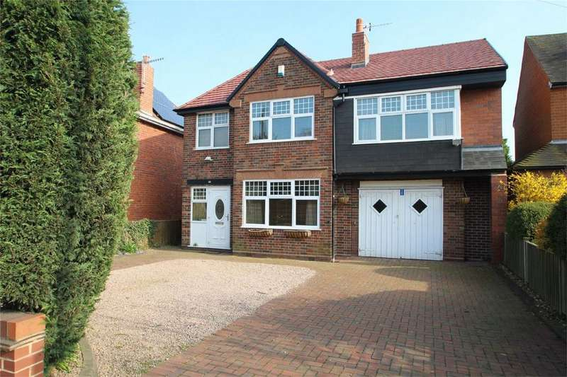 5 Bedrooms Detached House for sale in Amblecote Road, BRIERLEY HILL, West Midlands