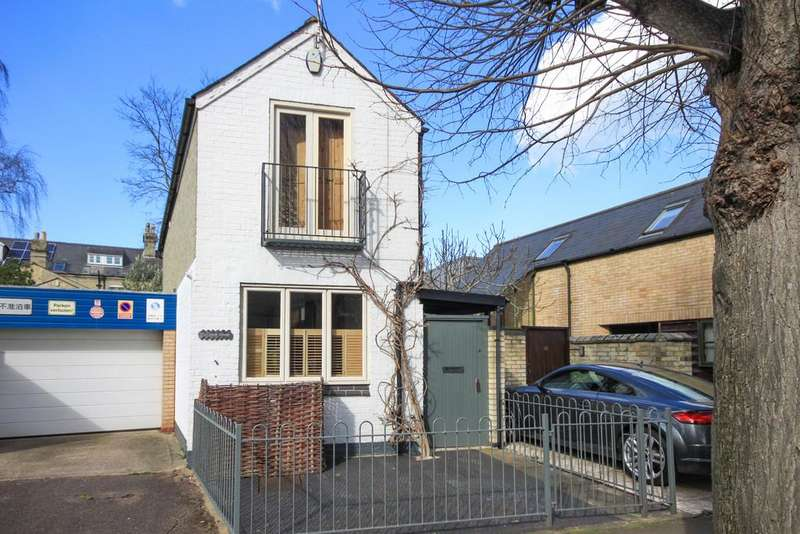 2 Bedrooms Detached House for sale in Hamilton Road, Cambridge