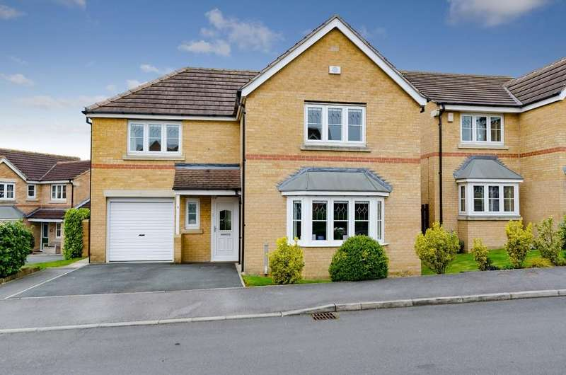 4 Bedrooms Detached House for sale in Buttercup Way, Castleford