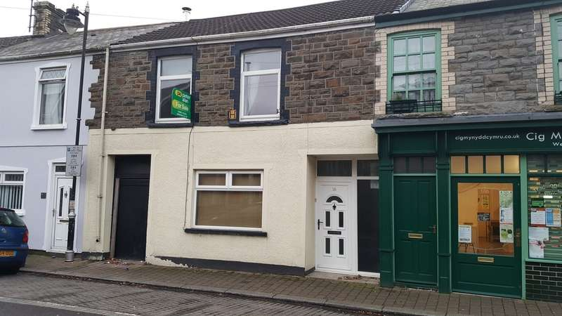 3 Bedrooms Terraced House for sale in Perrott Street, Treharris