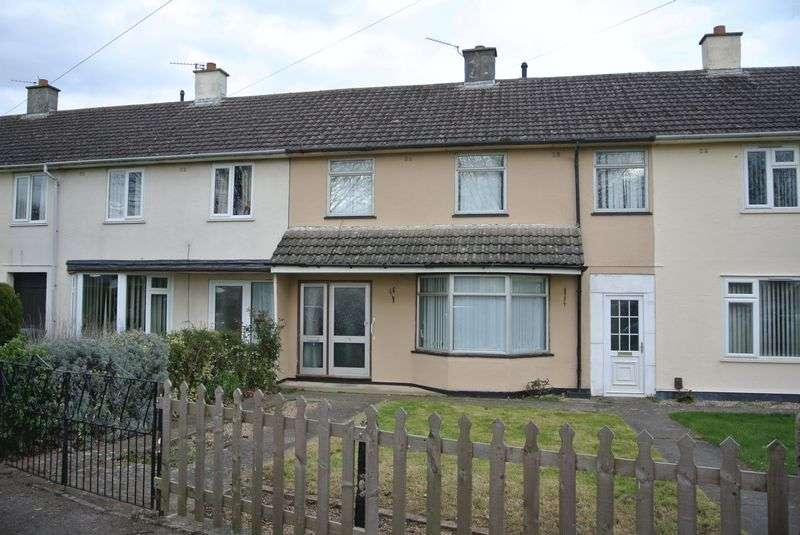 3 Bedrooms Terraced House for sale in Meadowleaze, Longlevens, Gloucester