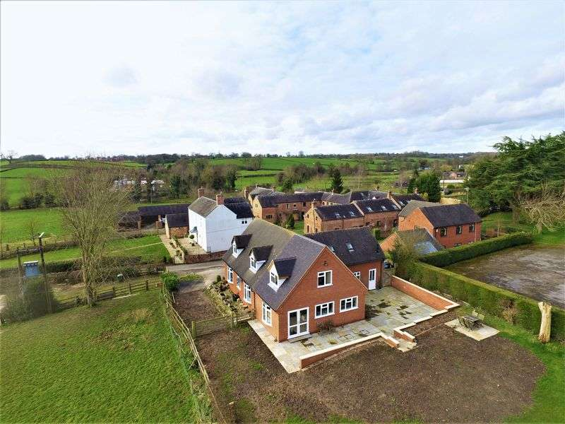 5 Bedrooms Detached House for sale in Cubley, Ashbourne