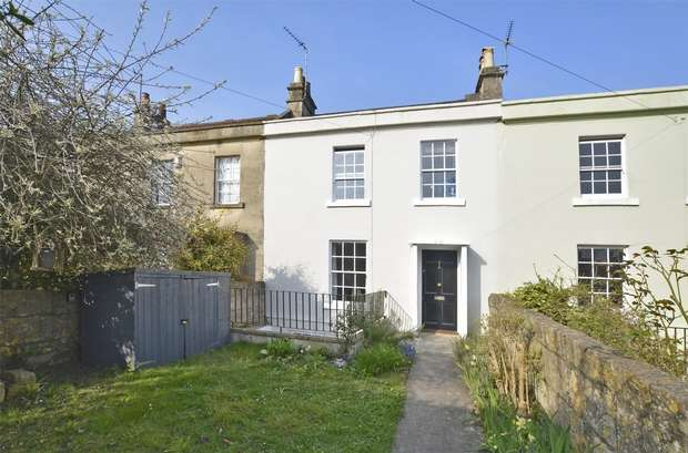 4 Bedrooms Terraced House for sale in 38 Richmond Place, Bath