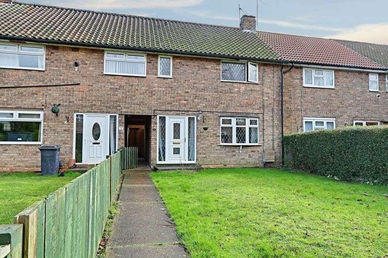 2 Bedrooms Terraced House for sale in Cober Grove, Hull