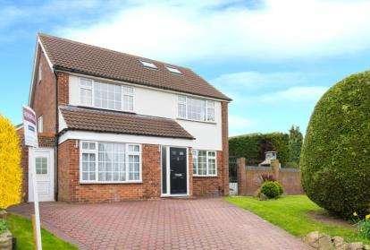 4 Bedrooms Detached House for sale in Lulworth Avenue, Goffs Oak, Waltham Cross, Hertfordshire