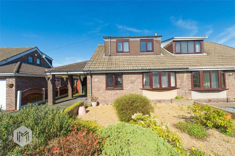 3 Bedrooms Detached House for sale in Edinburgh Road, Little Lever, Bolton, Lancashire