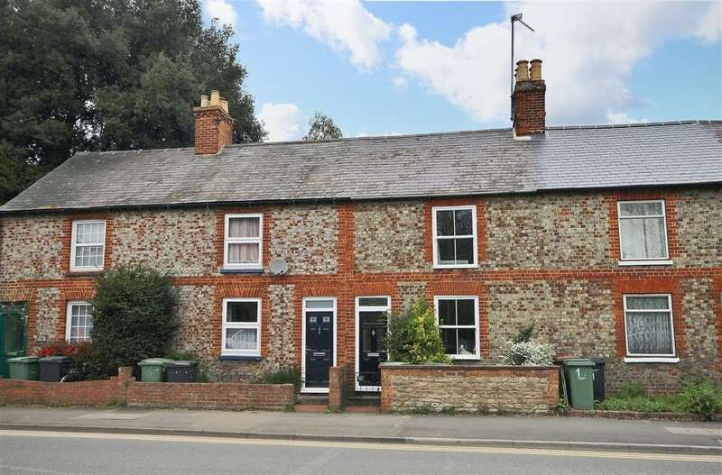 2 Bedrooms Terraced House for sale in Marcham Road, Abingdon-on-Thames, OX14