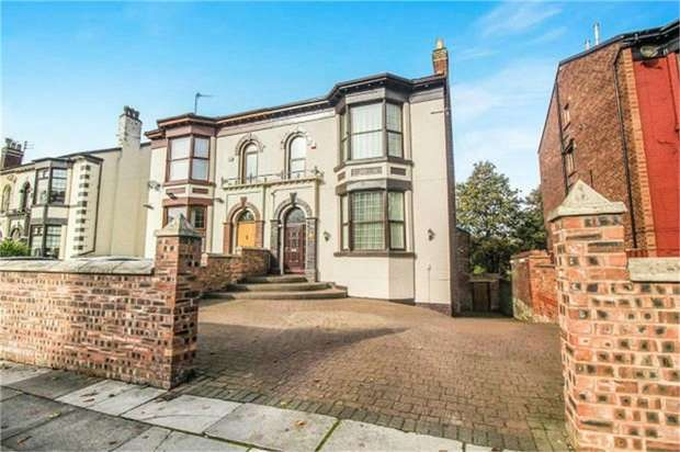 5 Bedrooms Semi Detached House for sale in Trinity Road, Bootle, Merseyside