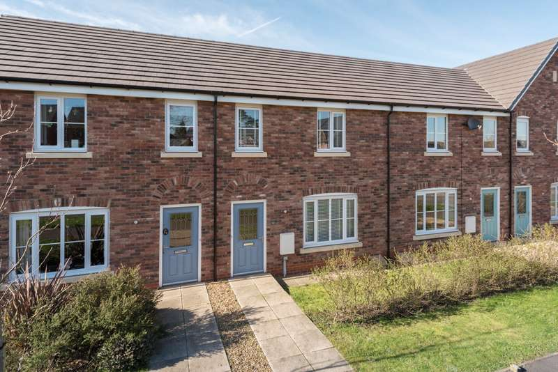 3 Bedrooms House for sale in 3 bedroom Mews Terraced in Tarvin