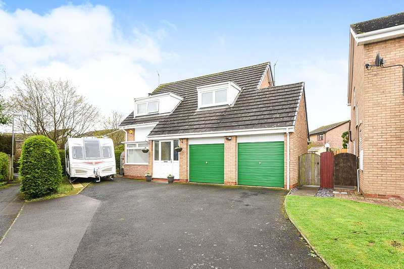 4 Bedrooms Detached House for sale in Lilac Close, Droitwich, WR9