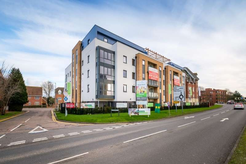 2 Bedrooms Flat for sale in George House Primett Road, Stevenage, SG1