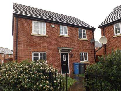 3 Bedrooms Detached House for sale in Cherry Avenue, Manchester, Greater Manchester