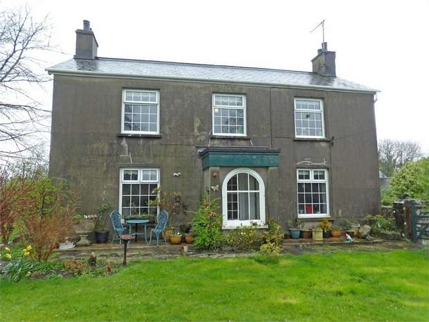 6 Bedrooms Detached House for sale in West Williamston, Kilgetty, Pembrokeshire