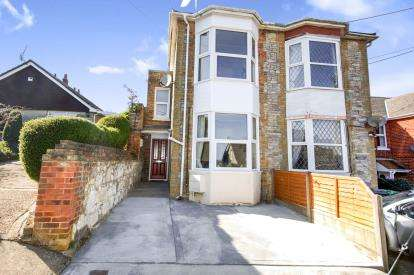 3 Bedrooms Semi Detached House for sale in Wrax Road, Brading, Sandown