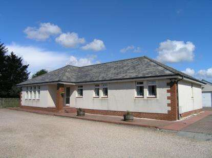 4 Bedrooms Bungalow for sale in Meadow Cottages, Dumfries Road, Cumnock, East Ayrshire