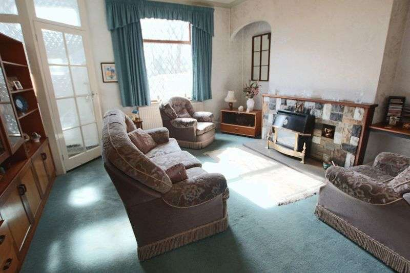 2 Bedrooms Terraced House for sale in Marland Avenue, Marland, Rochdale OL11 3LN
