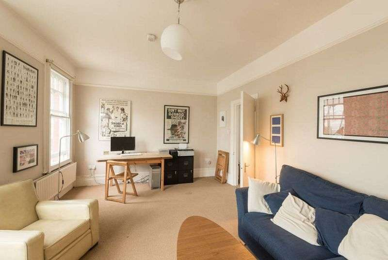 2 Bedrooms Flat for sale in CHAMBERLAYNE RD LONDON NW10