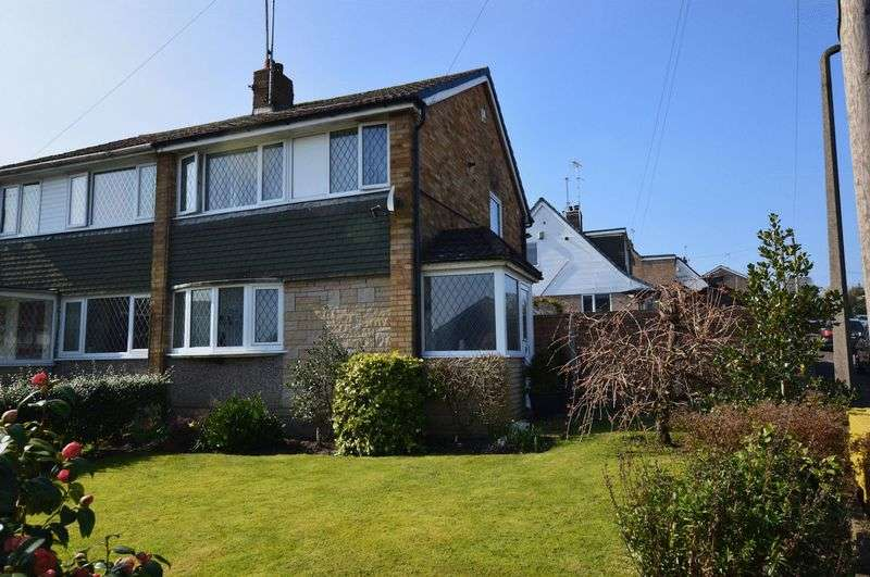 3 Bedrooms Semi Detached House for sale in Holt House Road, Tottington