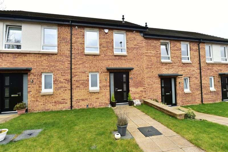 2 Bedrooms Terraced House for sale in Busby Place, Morningside, Newmains Wishaw ML2 9QA