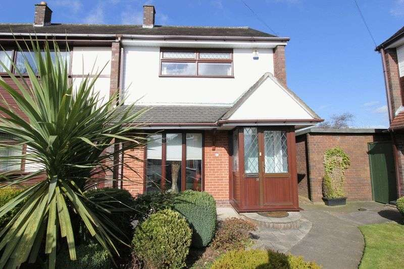 2 Bedrooms Terraced House for sale in Coverley Place, Penkhull