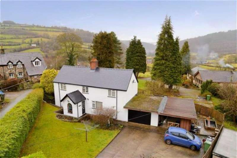 3 Bedrooms Cottage House for sale in Llwynmawr, Llangollen