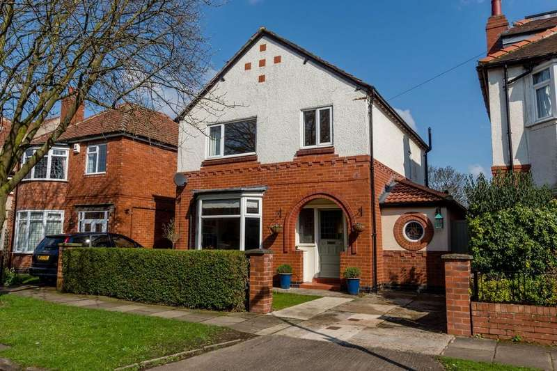 3 Bedrooms Detached House for sale in Westminster Road, Clifton Green, York