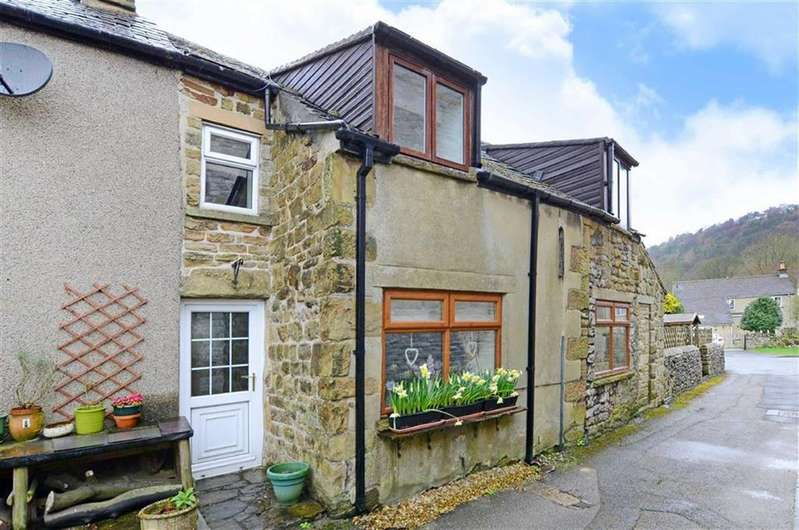 2 Bedrooms Cottage House for sale in Rose Cottage, Great Hucklow, Buxton, Derbyshire, SK17
